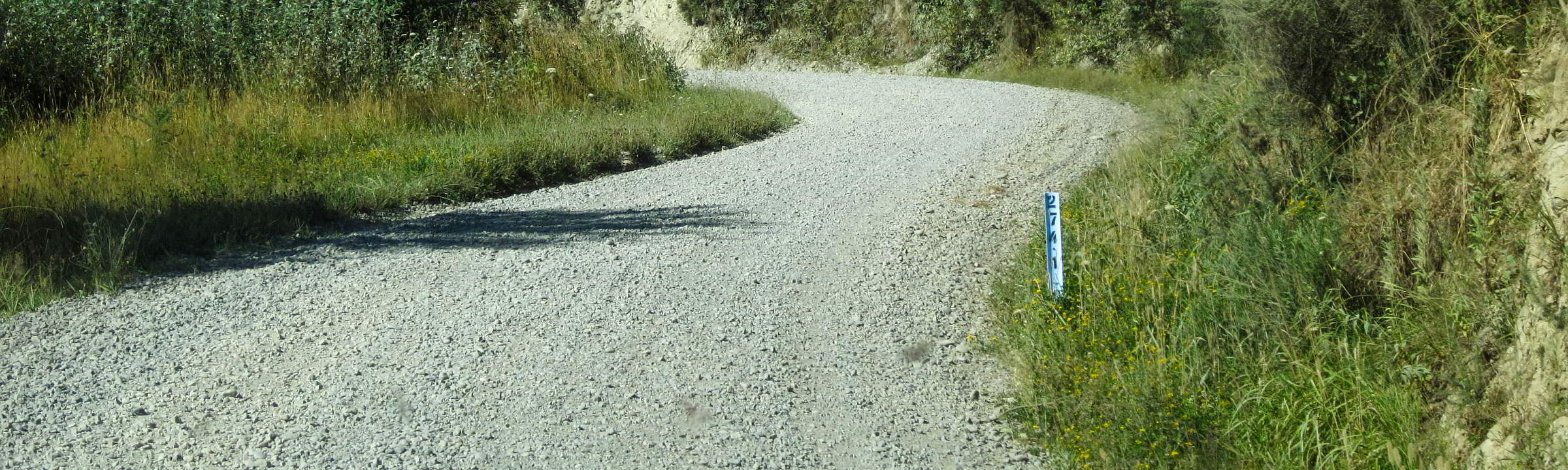 Gravel Road or State Highway?