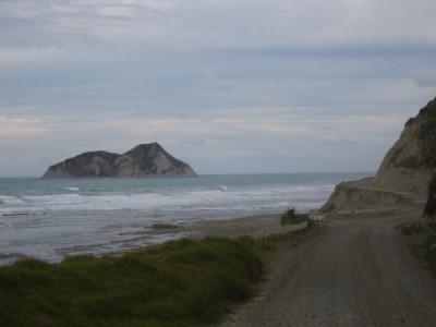 Zwischen Meer und Berg zum East Cape