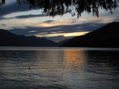 Lake Wakatipu - bei Queenstown