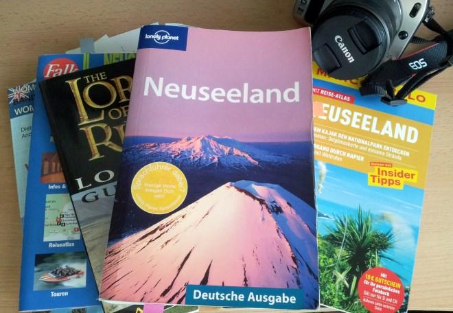 Lonely Planet - Neuseeland