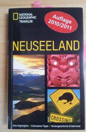 National Georgraphic Neuseeland Buch