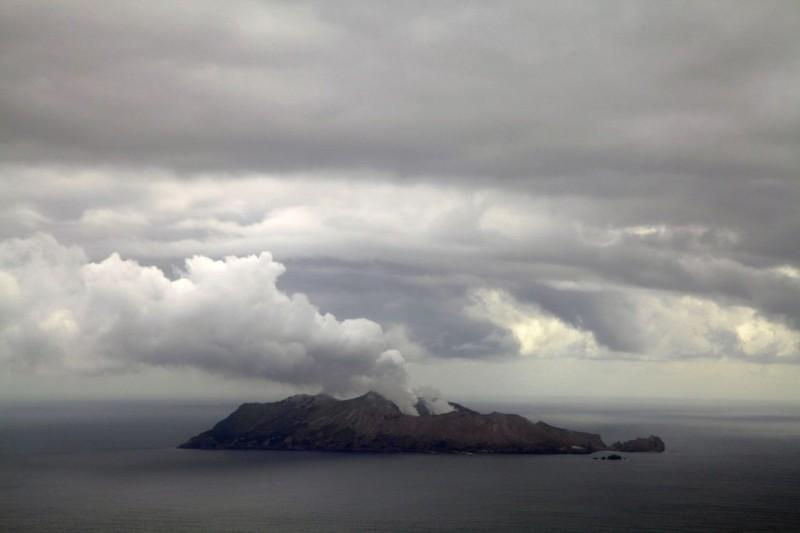 Im Durchmesser 2 km reinster Vulkan