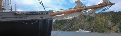 Mit der R. Tucker Thompson die Bay of Islands erkunden