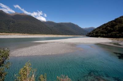 Südsee-Feeling auf Neuseeland