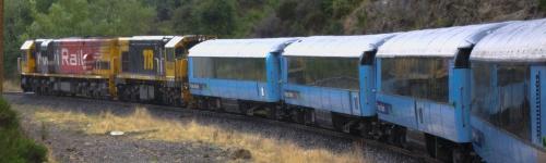 Neuseelands Eisenbahn im Film