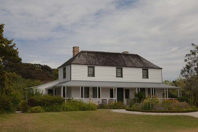 Kemp House in Kerikeri