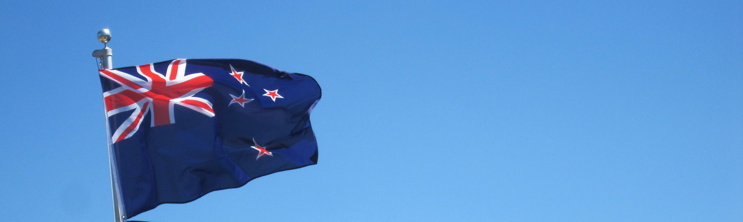 Neuseeländische Nationalflagge