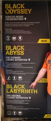 Waitomo Caves - Aufzählung der Erlebnisse