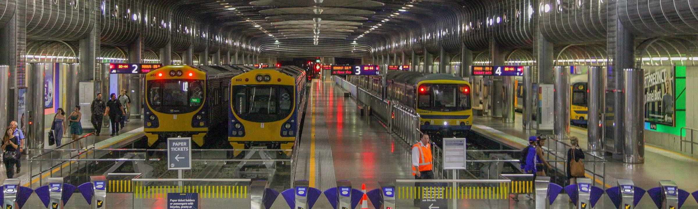 Mit Bus und Bahn durch Auckland und Wellington