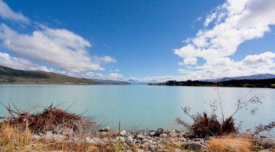 Lake Tekapo Blick