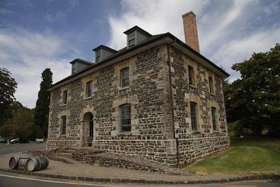 Ältestes Steinhaus Neuseelands in Kerikeri