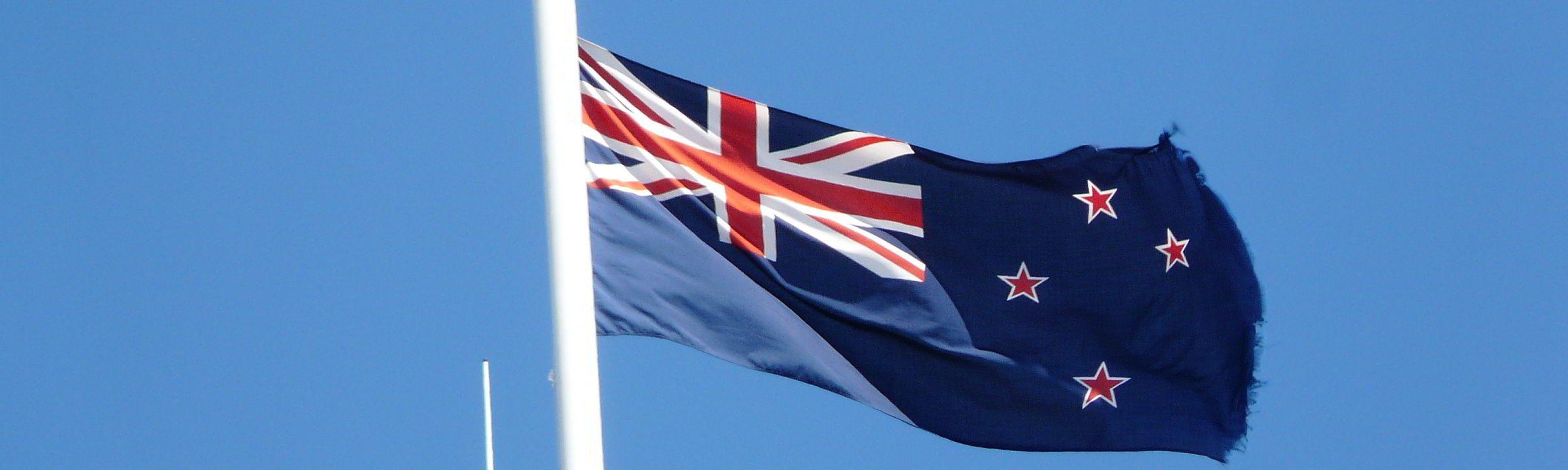 Neue Nationalflagge für Neuseeland? Die Diskussion geht weiter!