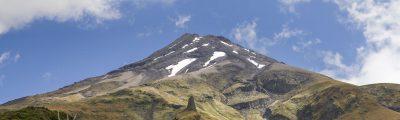 Mount Taranaki - der majestätische Vulkanriese