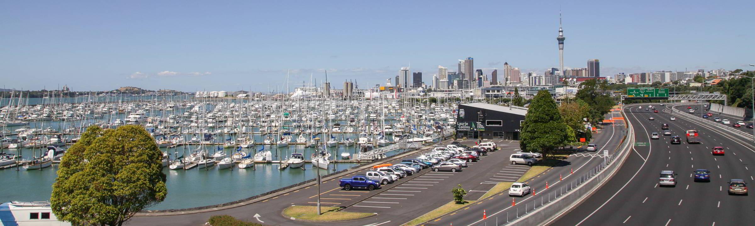 5 Sightseeing-Tipps für Auckland