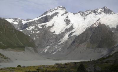 Hooker Valley - der Weg zu Mount Cook