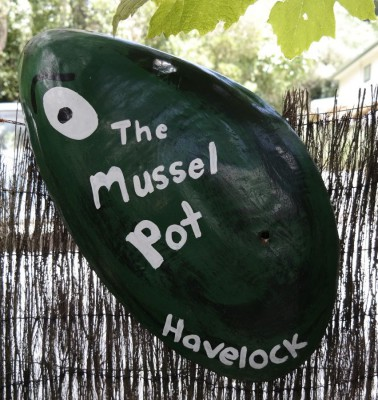The Mussel Pot in Havelock
