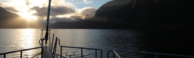 Doubtful Sound - Stille im Fiordland