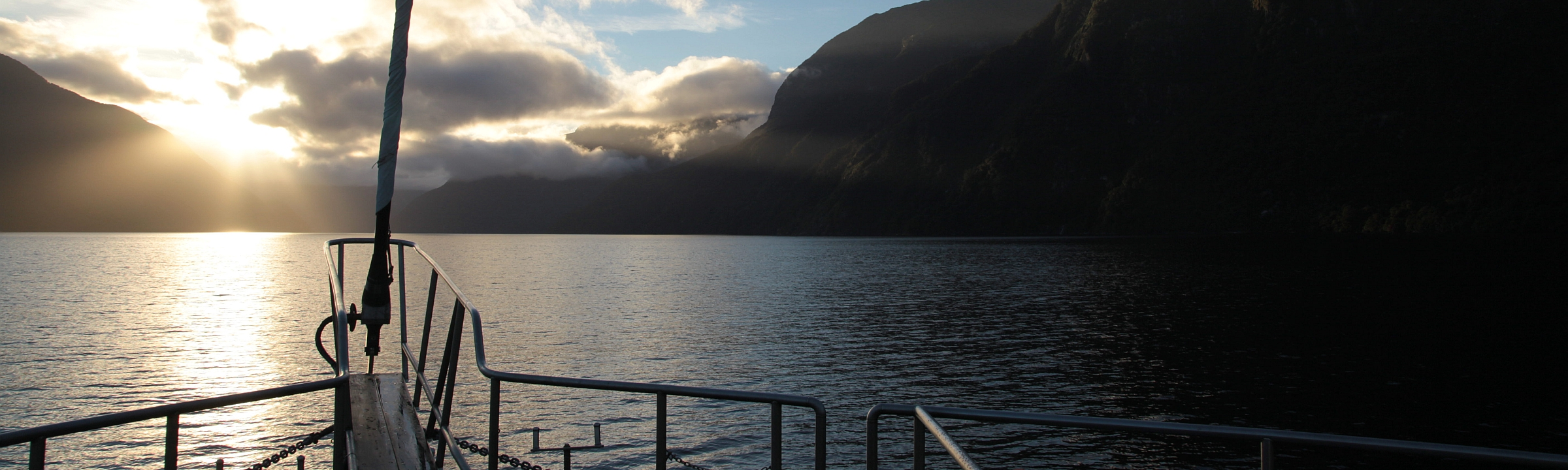 Doubtful Sound – Stille im Fiordland