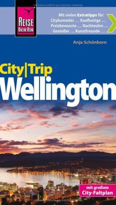 Buchtitel City Trip Wellington von Anja Schönborn