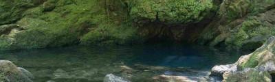 Geheimtipp: Die kälteste Quelle in Neuseeland