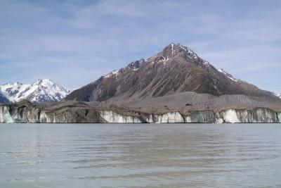Tasman Lake mit Tasman Gletscher