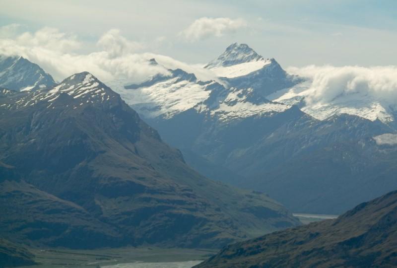Mt. Aspiring National Park diente Peter Jackson als Kulisse für den Herrn der Ringe