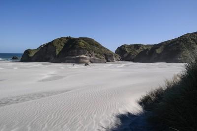 Strand Einsamkeit