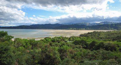 Sandy Bay auf dem Weg zurück nach Marahau