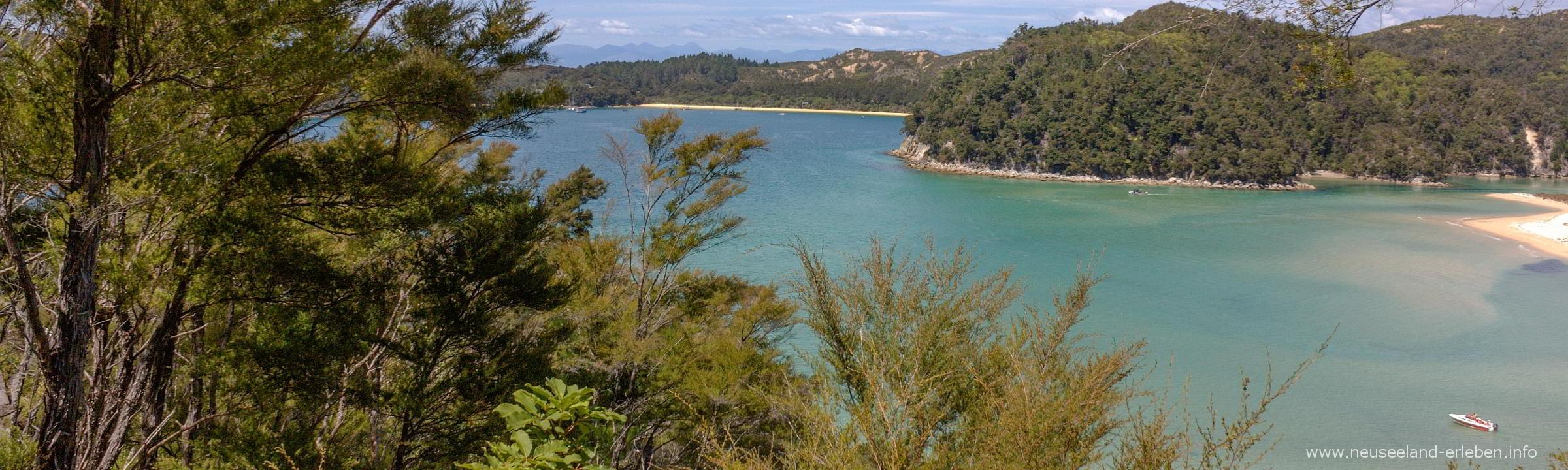 Abel Tasman – der langweiligste Nationalpark Neuseelands