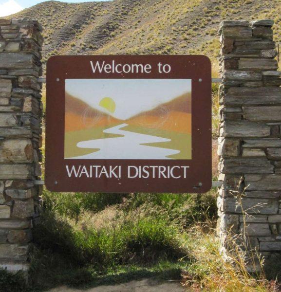Waitaki District - Lindis Pass