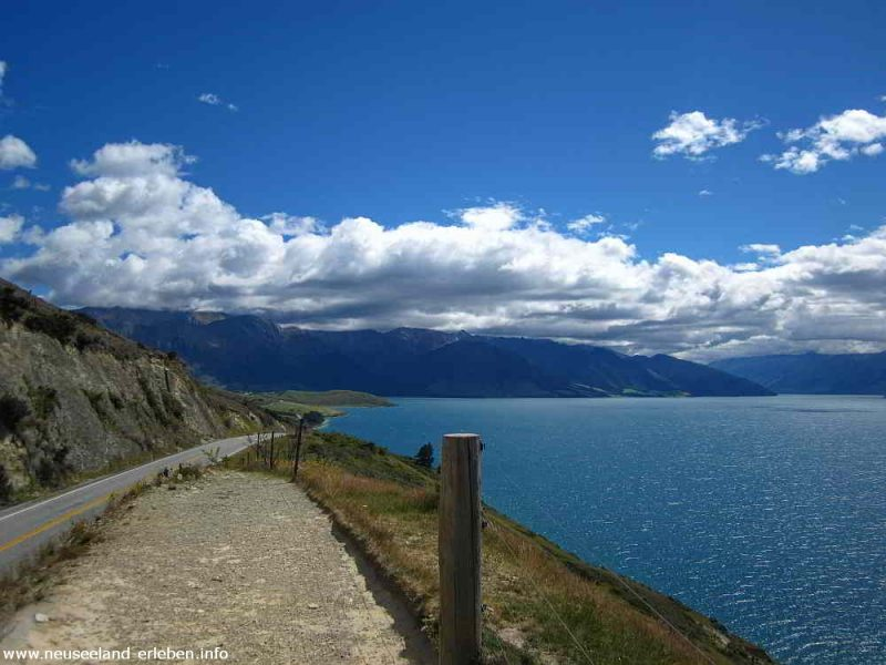 Lookout Lake Hawea