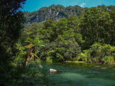 Der Tarawera River