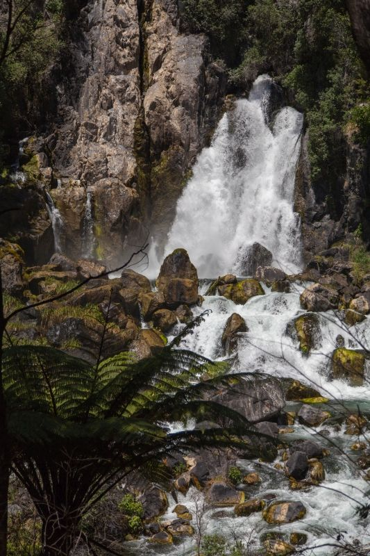 Tarawera Waterfall