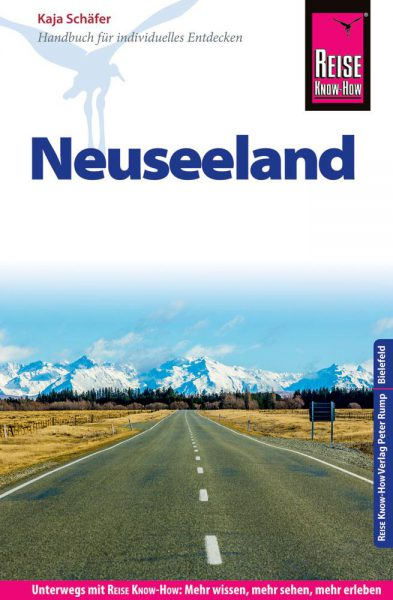 Cover Reise Konw-how Neuseeland 2017