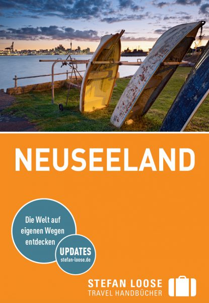 Cover Stefan Loose Reiseführer Neuseeland