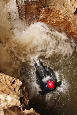 Waitomo Caves auf Neuseeland