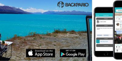 Im Interview: Philipp, Gründer der Backpacker-App Backpario