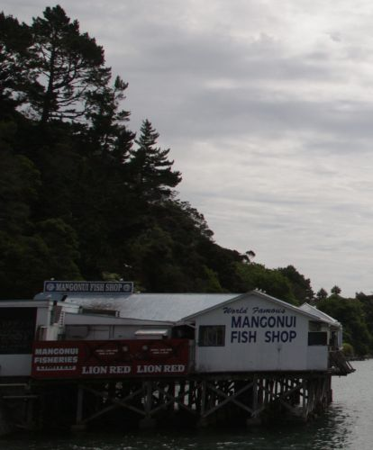 Mangonui Fish Shop