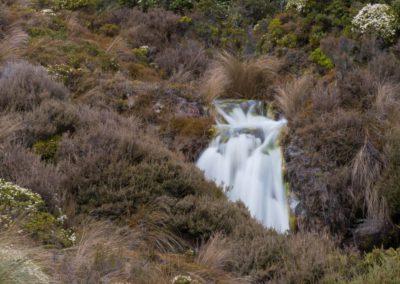 Ein wenig magisch ist der Ort im Tongariro National Park schon.