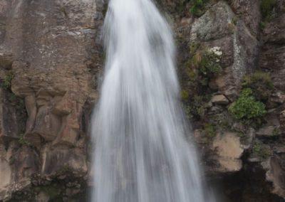 Der Taranaki Wasserfall im Tongariro National Park