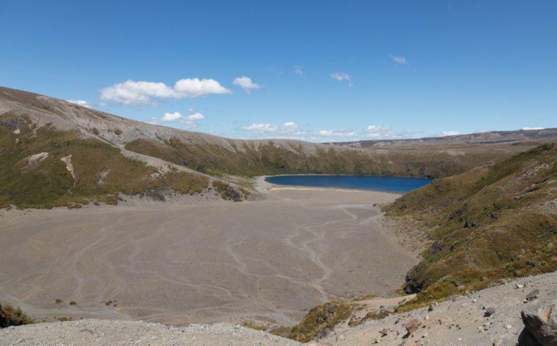 DIe Tama Lakes im Tongariro National Park