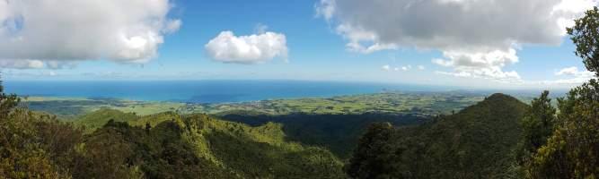 Geheimtipp: Wandern in der Kaitake Range