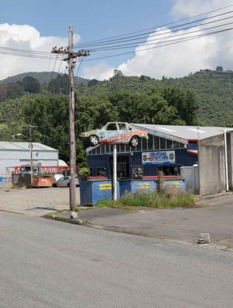 Autowerkstatt in Rotorua