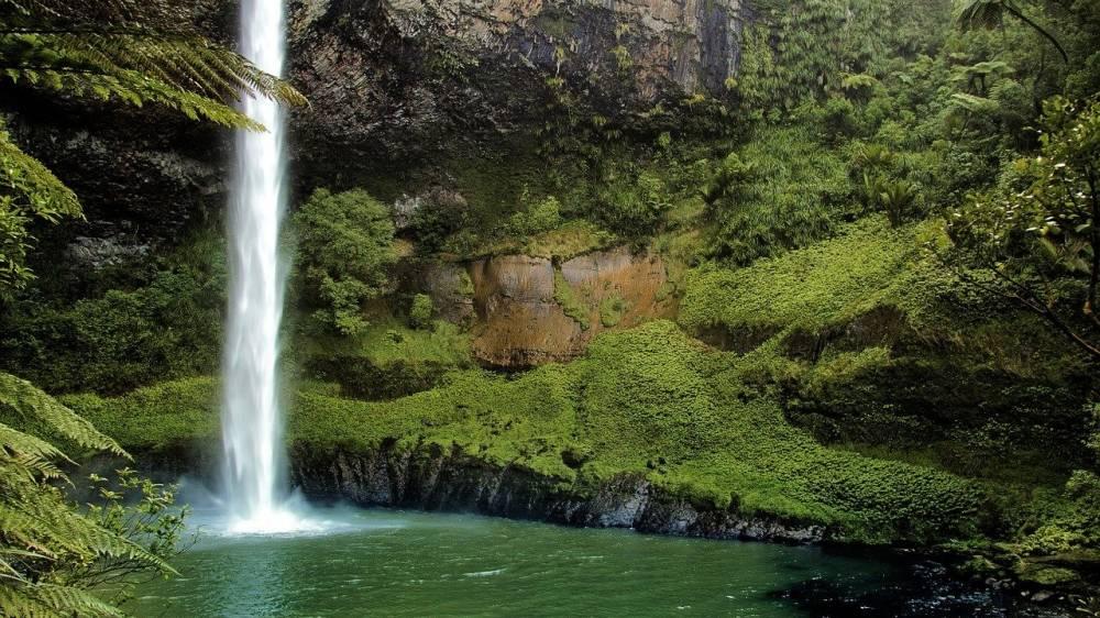 Bridal Veils Falls in Neuseeland - ein wunderschöner Ort
