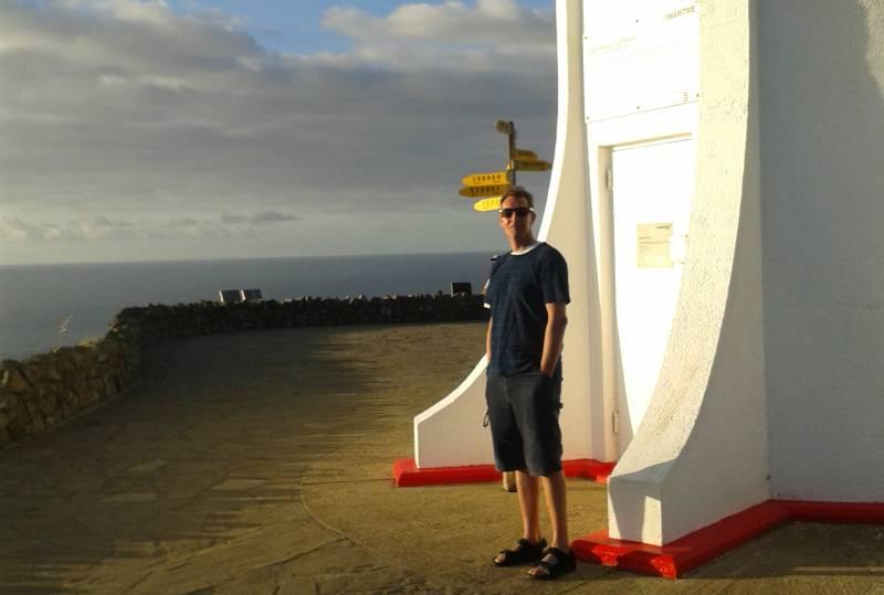 Cape Reinga mit Andreas von Greater Days