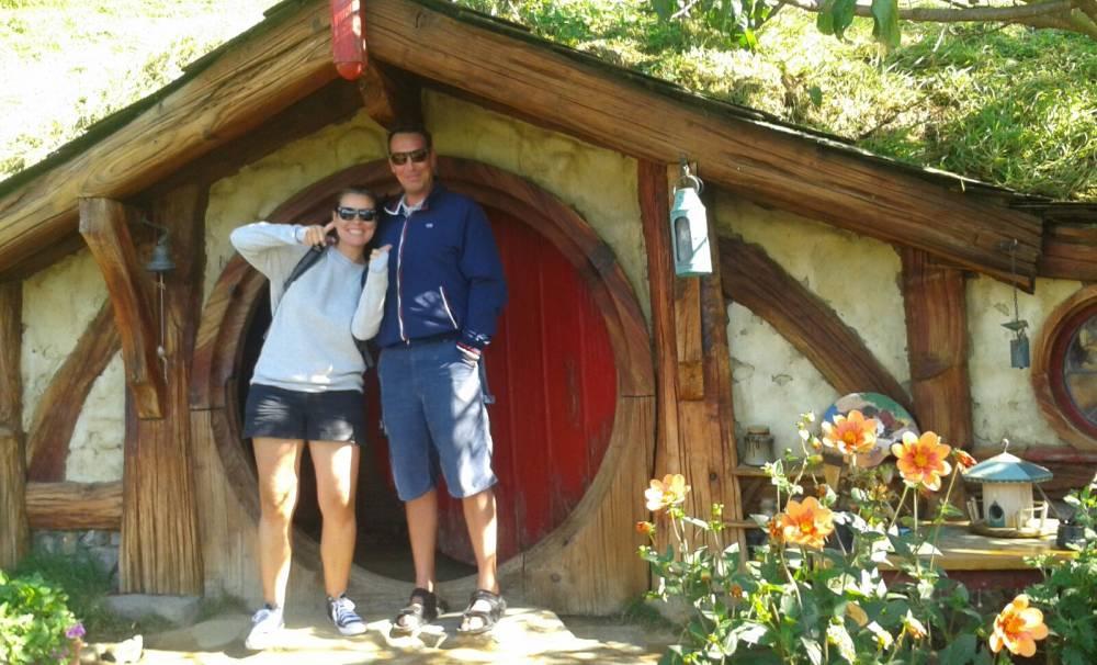 Hobbingen auf der Nordinsel Neuseelands
